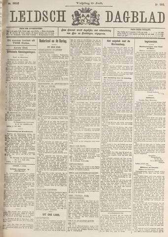 Leidsch Dagblad 1915-07-09