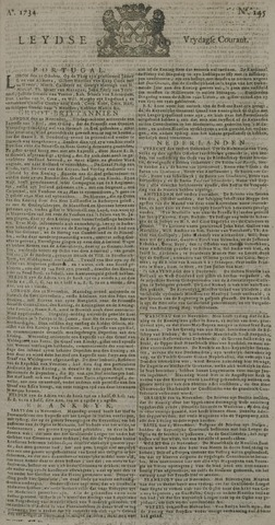 Leydse Courant 1734-12-03
