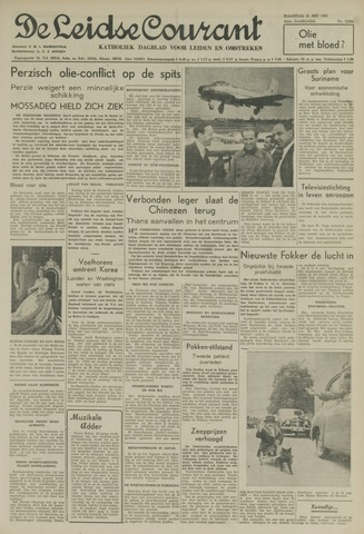 Leidse Courant 1951-05-21