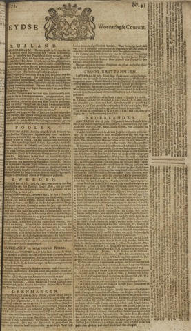 Leydse Courant 1771-07-31