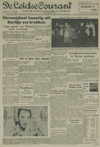 Leidse Courant 1958-07-12