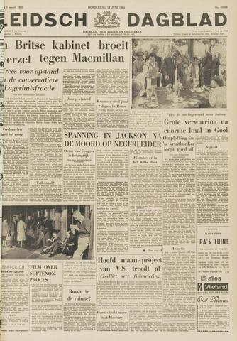 Leidsch Dagblad 1963-06-13