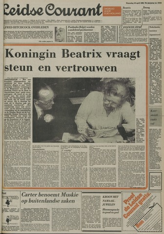 Leidse Courant 1980-04-30
