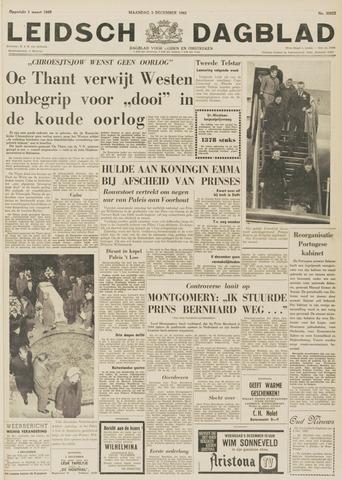 Leidsch Dagblad 1962-12-03