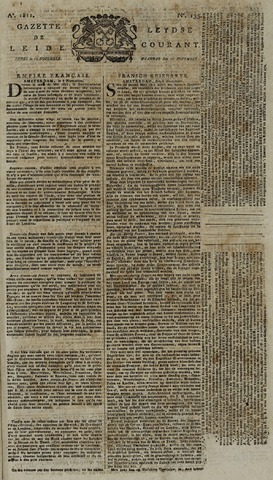Leydse Courant 1811-11-11