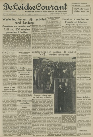 Leidse Courant 1950-01-26