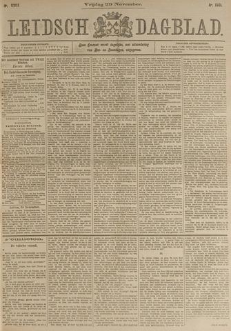 Leidsch Dagblad 1901-11-29