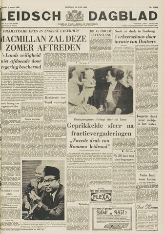Leidsch Dagblad 1963-06-18