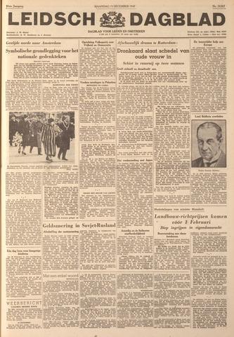 Leidsch Dagblad 1947-12-15