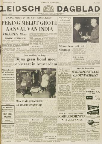Leidsch Dagblad 1962-10-20