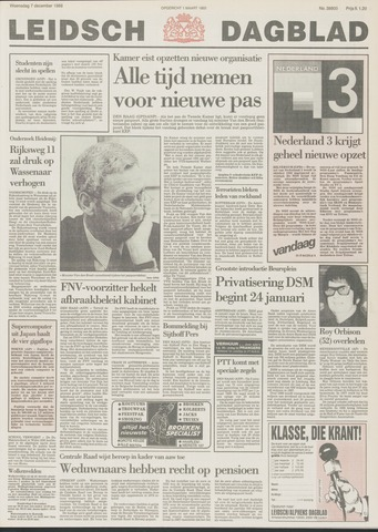 Leidsch Dagblad 1988-12-07