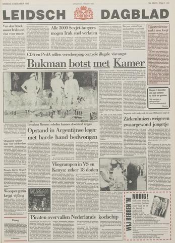 Leidsch Dagblad 1990-12-04