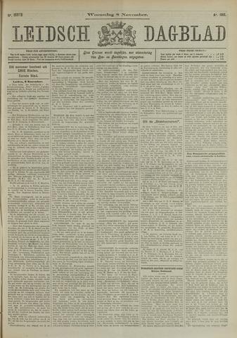 Leidsch Dagblad 1911-11-08