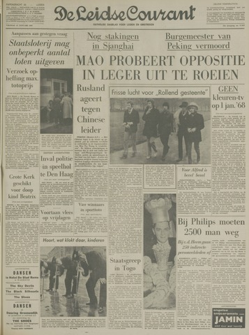 Leidse Courant 1967-01-13