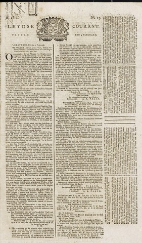 Leydse Courant 1814-02-04