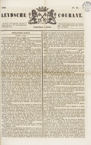Leydse Courant 1862-06-04