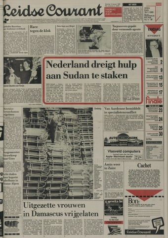Leidse Courant 1989-01-14