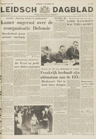 Leidsch Dagblad 1963-12-11