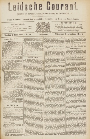 Leydse Courant 1889-04-02