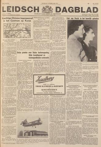 Leidsch Dagblad 1951-02-13