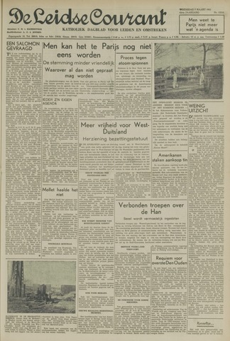 Leidse Courant 1951-03-07