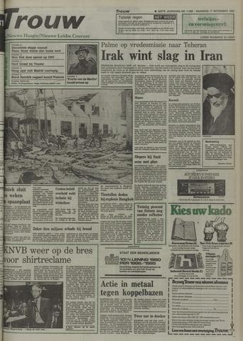Nieuwe Leidsche Courant 1980-11-17