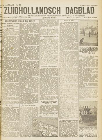 Zuidhollandsch Dagblad 1944-05-01