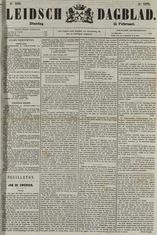 Leidsch Dagblad 1873-02-11