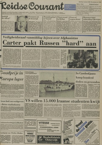 Leidse Courant 1980-01-05