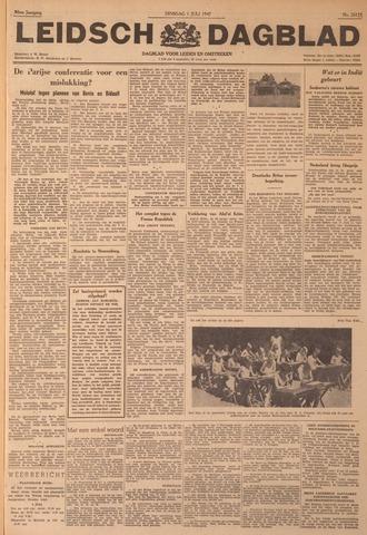 Leidsch Dagblad 1947-07-01