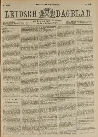 Leidsch Dagblad 1902-09-09