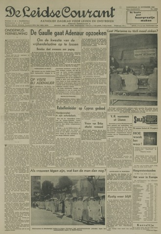 Leidse Courant 1958-11-20