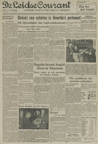 Leidse Courant 1954-03-02