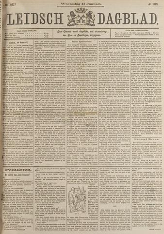 Leidsch Dagblad 1899-01-11