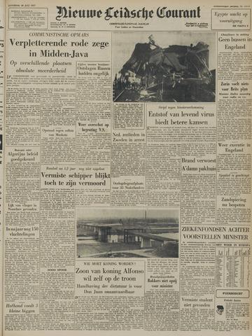 Nieuwe Leidsche Courant 1957-07-20