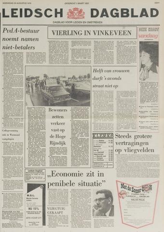 Leidsch Dagblad 1978-08-30