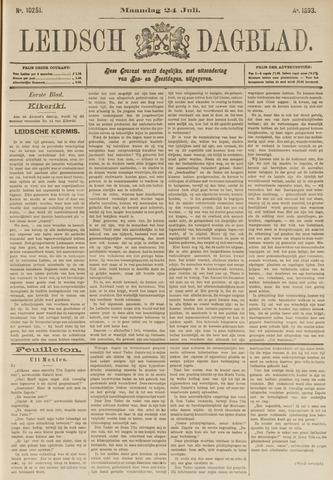 Leidsch Dagblad 1893-07-24
