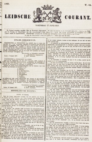 Leydse Courant 1877-01-17