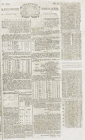 Leydse Courant 1824-07-14
