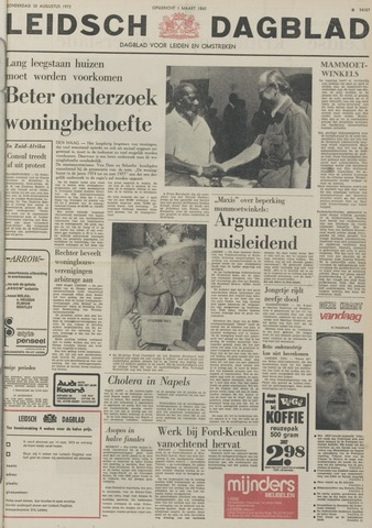 Leidsch Dagblad 1973-08-30