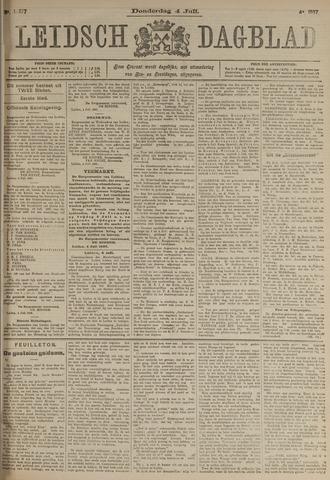 Leidsch Dagblad 1907-07-04