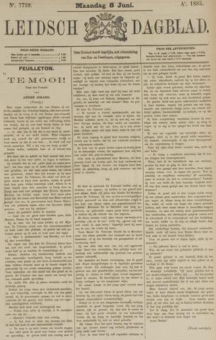 Leidsch Dagblad 1885-06-08