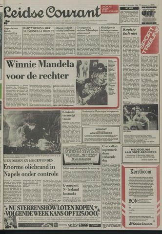 Leidse Courant 1985-12-23