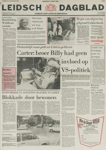 Leidsch Dagblad 1980-08-05