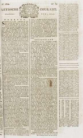 Leydse Courant 1824-07-05