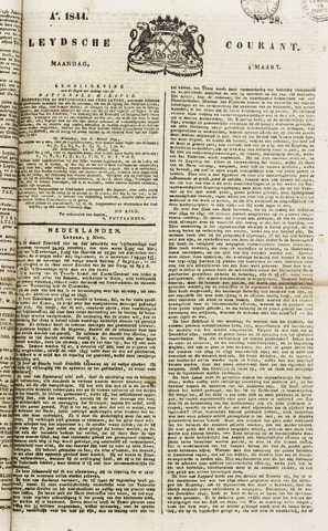Leydse Courant 1844-03-04