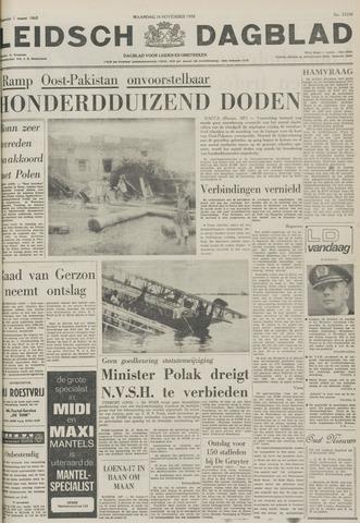 Leidsch Dagblad 1970-11-16