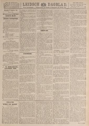 Leidsch Dagblad 1919-08-13