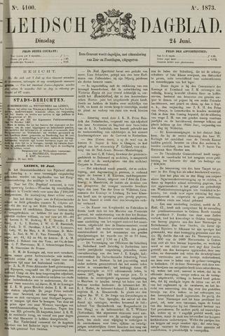 Leidsch Dagblad 1873-06-24