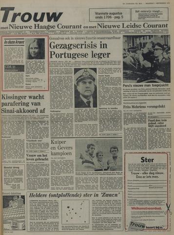 Nieuwe Leidsche Courant 1975-09-01